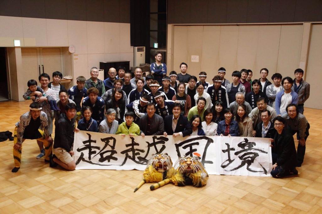 日中友好協会の東北震災応援ツアーに参加しました